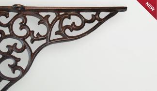 Кронштейн декоративный чугунный Mt 5095S