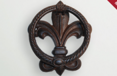 Молоток дверной чугунный Mt 50130