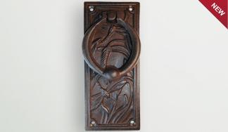 Молоток дверной чугунный Mt 5084